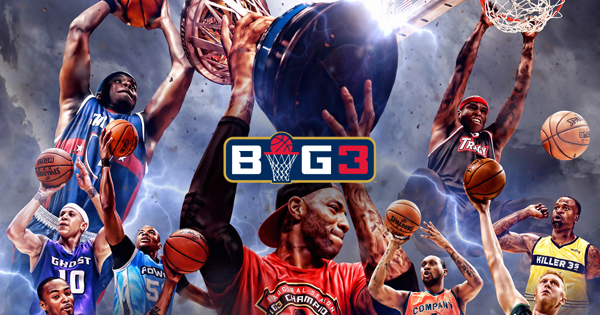 It's an Even Bigger, Better Season for the BIG3 League