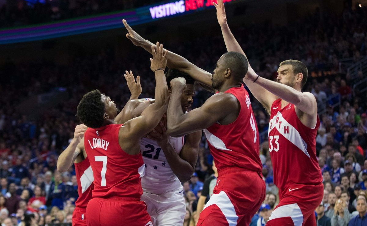 Collective Effort Just What Raptors Needed in Game 5 against 76ers