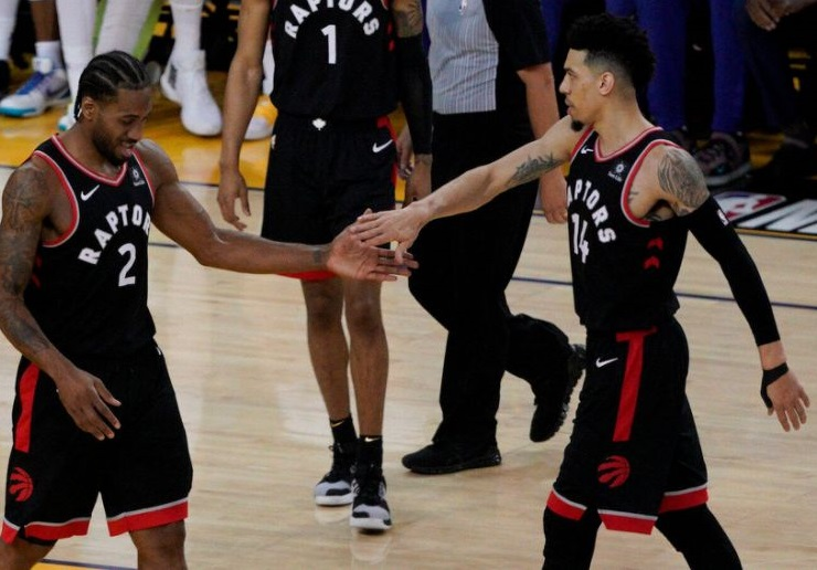 Incredible Game 3 Win Gives Raptors 2-1 NBA Finals Lead