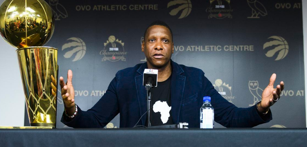 Masai Ujiri Divulges the Latest On Leonard's Next Move