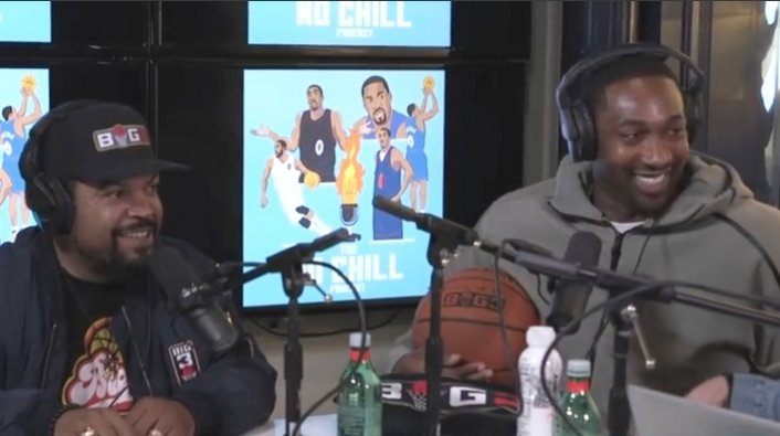 Gilbert Arenas offers up his unique perspective on all things basketball, pop culture and whatever else is on his mind.  Ice Cube of BIG3 on the show.  No Chill Podcast.