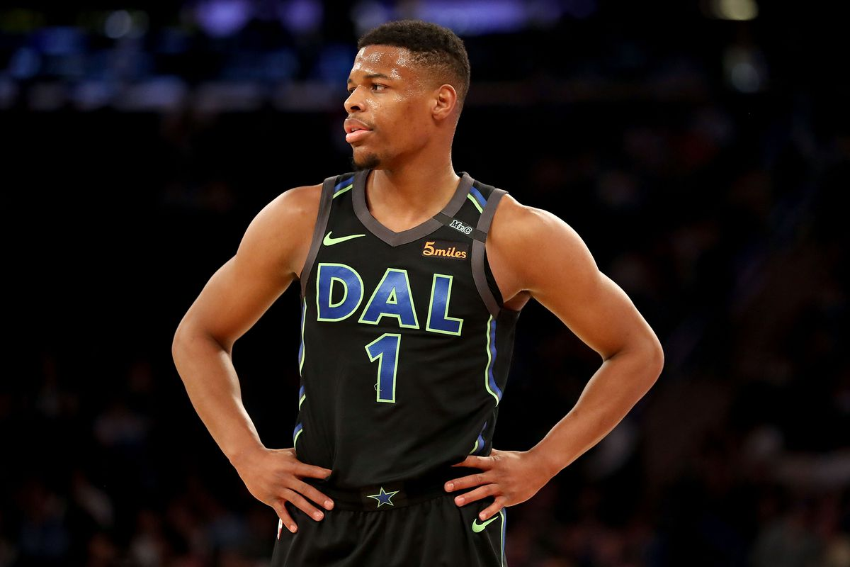 Dallas Mavs Welcome Back Dennis Smith Jr.