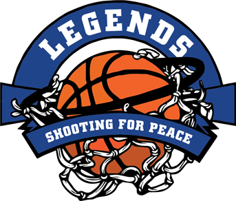 Legends Shooting for Peace crest.